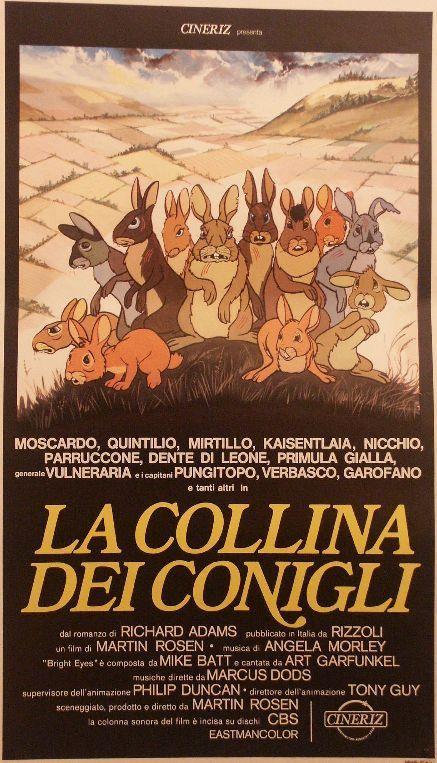 """""""La collina dei conigli"""" di Adams - Cerca con Google"""