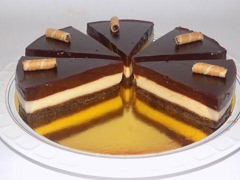 حلويات سهلة وسريعة حلوى بدون فرن كيك بارد طريقة عمل كيكة باردة وصفات رمضان Youtube Desserts Food Cookie Cake