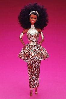 <em>Nigerian</em> Barbie®Doll
