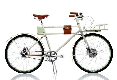 Gorgeous Faraday Porteur Bicycle