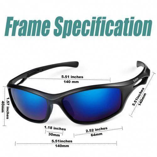 Polarized Fishing Sunglasses For Men Fishing Sunglasses Wide Frame Fishingismyhustle Fishingcarepackage Fishingsunglasses