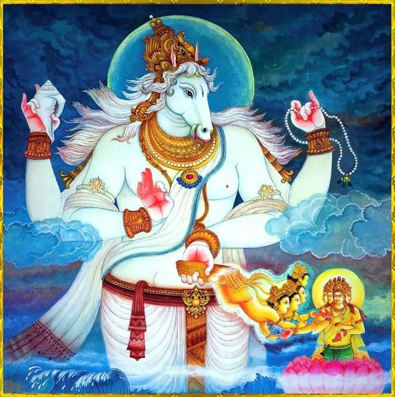 Hayagriva One Of Vishnu Avtar