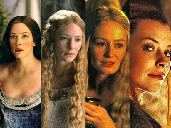 """Which """"The Hobbit/Lord Of The Rings"""" female character are you?"""