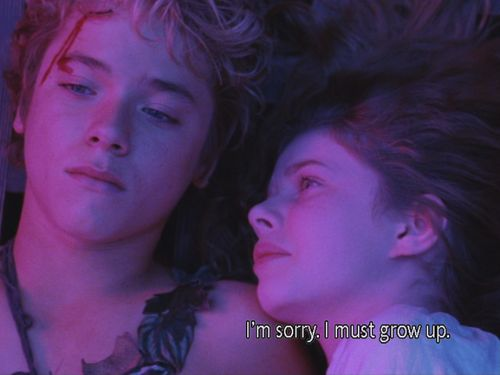 Peter Pan (2003) One of the saddest parts in the movie. It broke my heart.