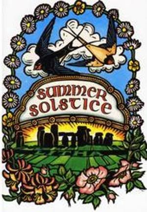 The Summer Solstice, Midsummer, Litha.