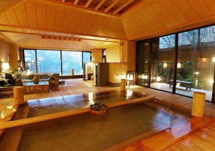Kusatsu Onsen Hot Spring Tour   [Official] Seasonal Garden / Konoha --Hotespa