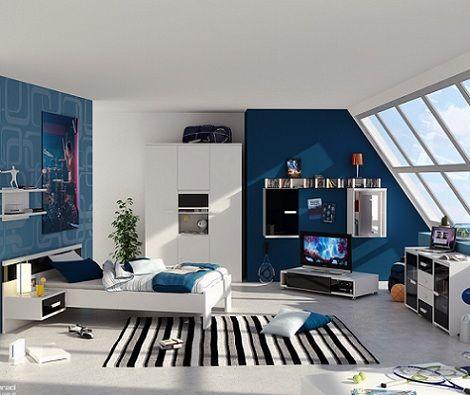 Dormitorios juveniles chico grande ni os recamaras pinterest b squeda y dormitorios - Dormitorios juveniles ninos fotos ...