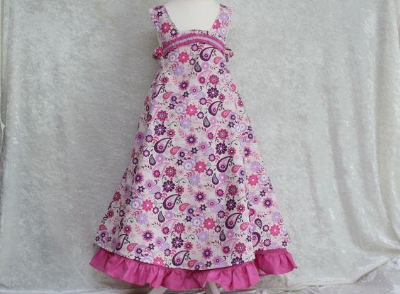Kleider - Festtagskleid / Einschulungskleid Kleid - ein Designerstück von Julies-Place bei DaWanda