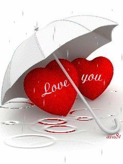 █▄◯╲╱Ξ♥ღ♡ღ ♥ღ♡ღ.♥•´ Decent Image Scraps: Love You Animation