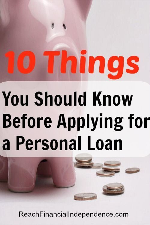 10 Tips To Apply For A Personal Loan In 2020 Personal Loans Best Payday Loans Payday Loans