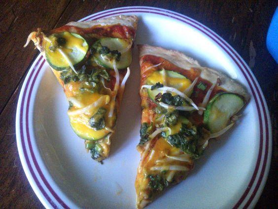 Simply Vegan: Easy Vegan Pizza Crust