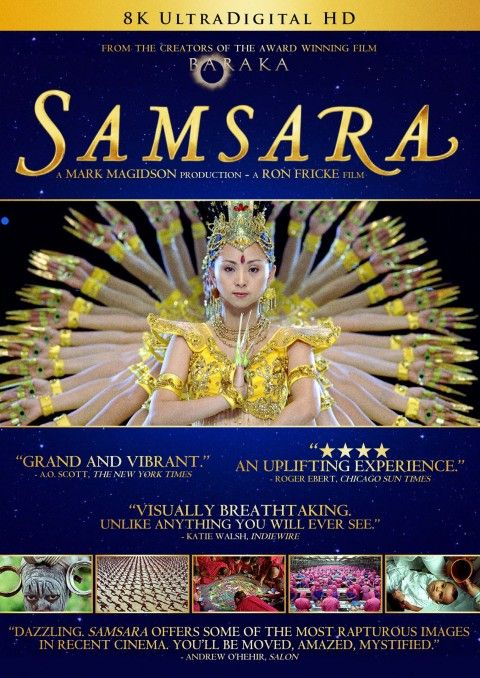 Samsara (Documentaire)