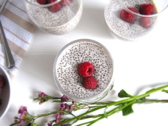 Protein-Packed Chia Pudding and Other Healthy Chia Breakfast Recipes - Foodista.com