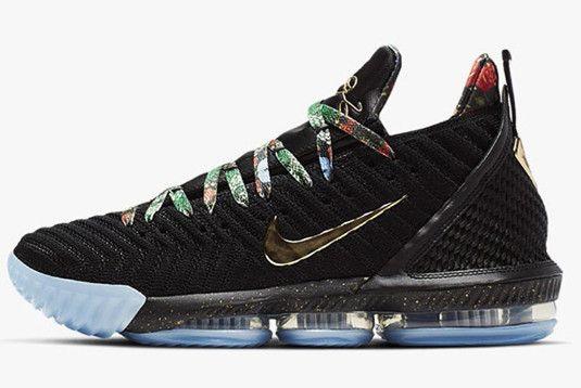 "2019 Nike LeBron 16 ""Watch The Throne"