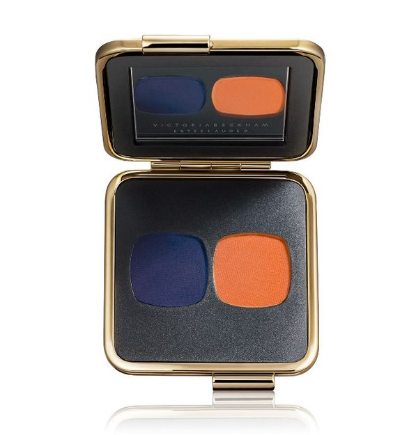 Eye Matte Duo în Saphir Orange Vif - Far Mat Turuncu Safir