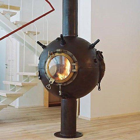 Beautiful DESIGNER INSPIRATION U2013 Eco Furniture Of The Future   Steampunk Furniture,  Deep Sea And Stove