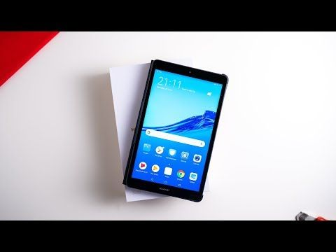 Huawei Mediapad M5 Lite 8 Unboxing Hands On Honor Pad 5 Youtube Huawei Unboxing Lite