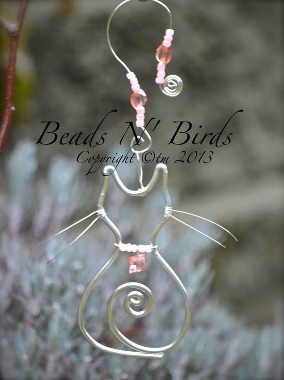 images of copper wood beaded wire suncatchers wire diagram copper wire wire and cats
