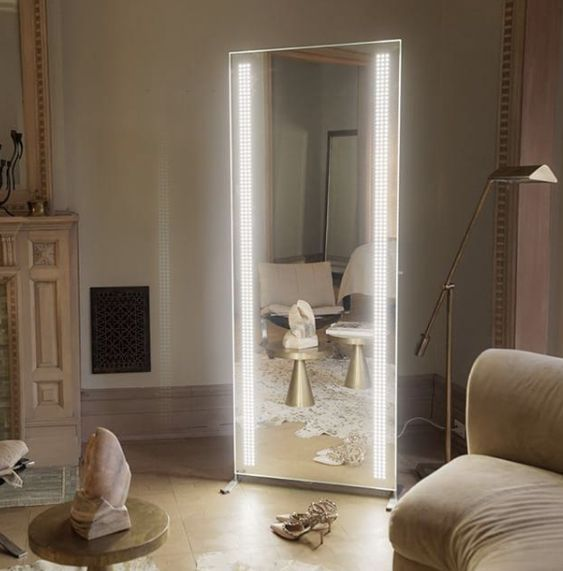 Fortune Fame Mirror Dressing Room Mirror Bedroom Mirror Dressing Mirror