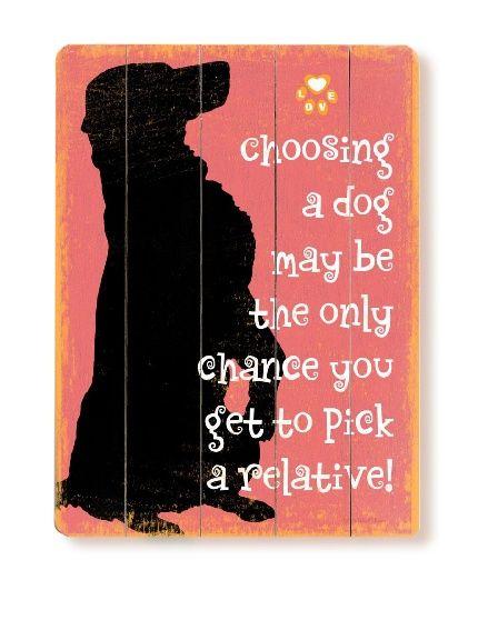 "Lisa Weedn for Artehouse Designs Choosing a Dog, 12"" x 9"" at MYHABIT"