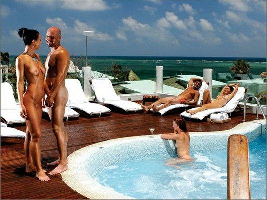 Swinger hotel cancun