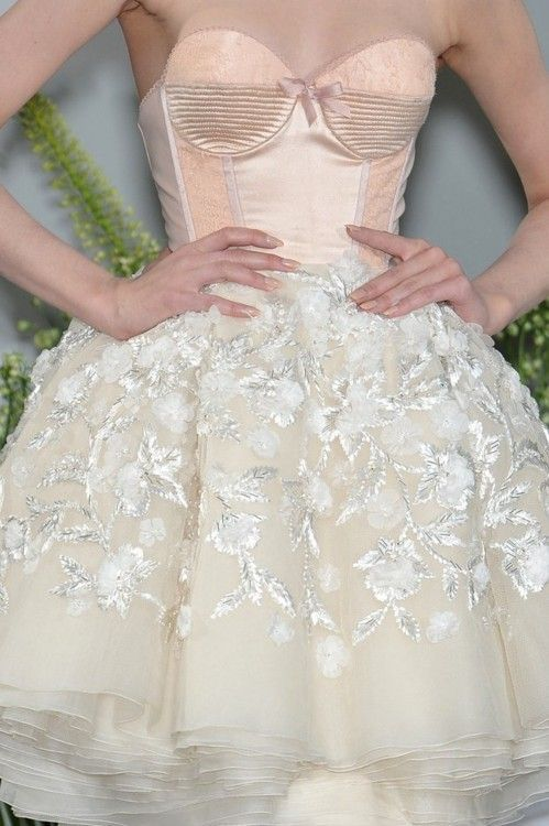 Christian Dior Haute Couture | Corsets)️PM