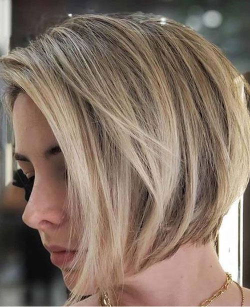 10+ Short layered hairstyles for fine hair ideas in 2021