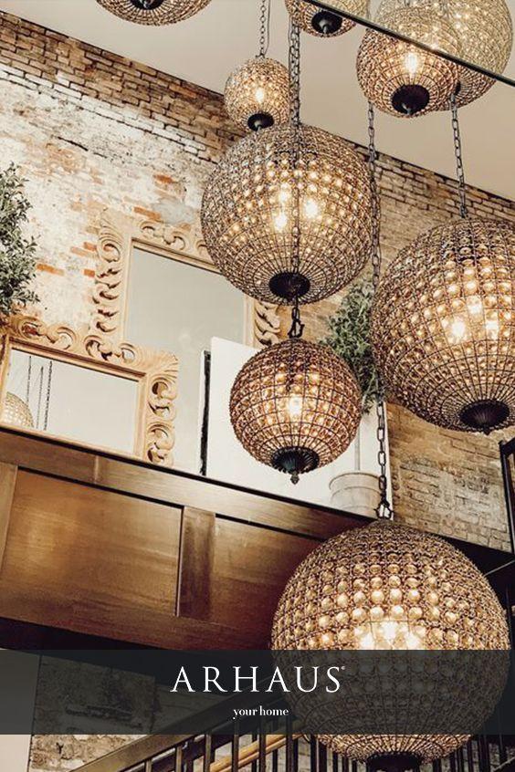 poppy chandelier arhaus unique