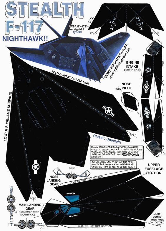 F-117: