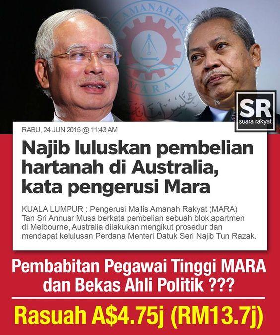 Bekas pegawai Westpac Australia dakwa dipaksa pindahkan Dana Malaysia ke pihak ketiga