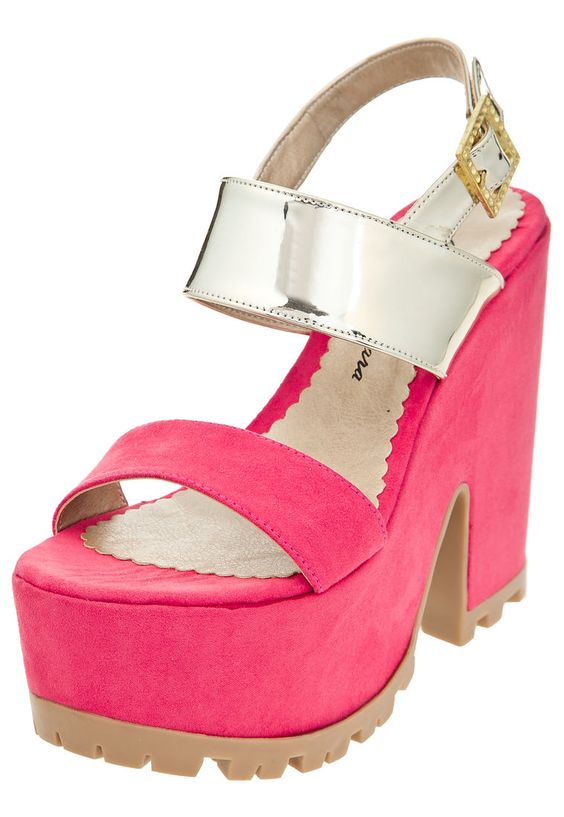 Insanely Cute Platform Shoes