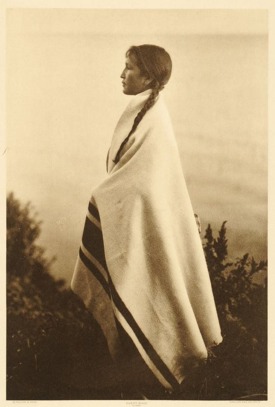Every Wind, Ojibway Woman by Roland W. Reed.