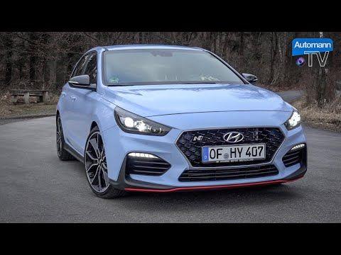 Hyundai I30 N Performance Drive Sound 60fps Youtube In 2020