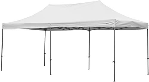 New Wonlink 10x20 Ft Ez Instant Pop Up Canopy Tent Folding Heavy Duty Height Adjustable Sun Shelter Canopy Wit In 2020 Canopy Tent Pop Up Canopy Tent Height Adjustable