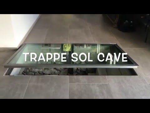 Trappe De Sol Vitree Trappe Cave Blinde Trappe D Acces Trappe De Visite Au Sol Youtube Trappe De Visite Trappe Cave