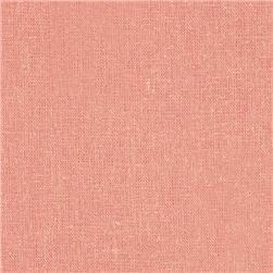 Loft Strapless Beaded Dress: rose linen rayon blend