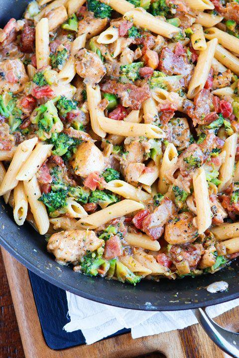 ... broccoli soup blog chicken bacon pasta chicken broccoli pasta cheesy