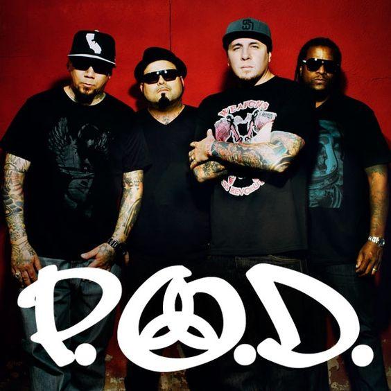P.O.D. – Southtown (single cover art)