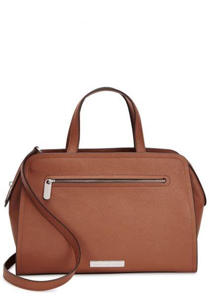Luna Aliana cinnamon leather tote - Bags - All Accessories - Women