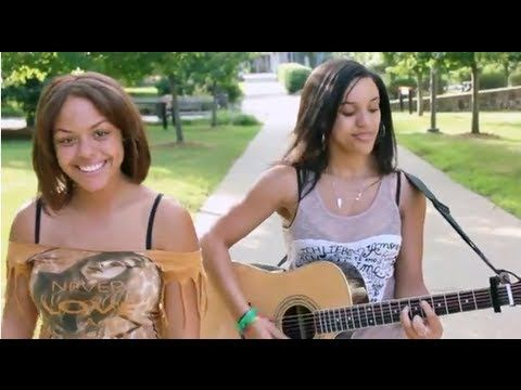 Ciara Ft. Nicki Minaj - Livin' it up (Cover)  My daughters living their passion. Please show them some love on You Tube with comments, likes and shares. Thanks ♥