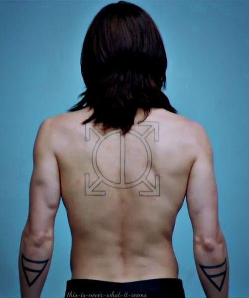 Resultado de imagem para jared leto tattoo Orbis Epsilon
