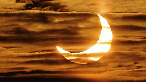 Solar Eclipse, so cool