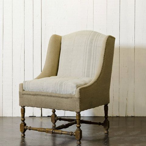 french hearth chair from ralph lauren home