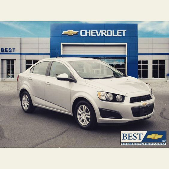 #GMcertified 2012 #Chevrolet #Sonic with only 16k miles at #BestChevy! #NewEngland #BestSince1957 - http://goo.gl/FmJ7pT