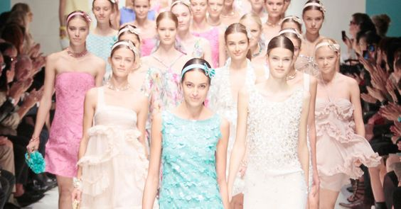 Women's Trends for Spring 2012
