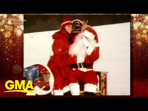 Mariah Carey S Christmas Original Tops Hot 100 25 Years After Debut L Gma Youtube Mariah Carey Christmas Mariah Carey Mariah Carey Christmas Song