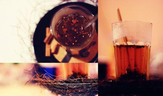 Этнический чай лапачо