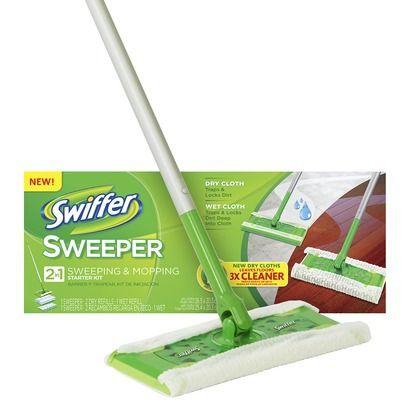 Swiffer Sweeper Floor Mop Starter