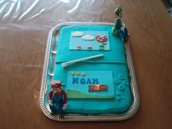 Nintendo DS kage