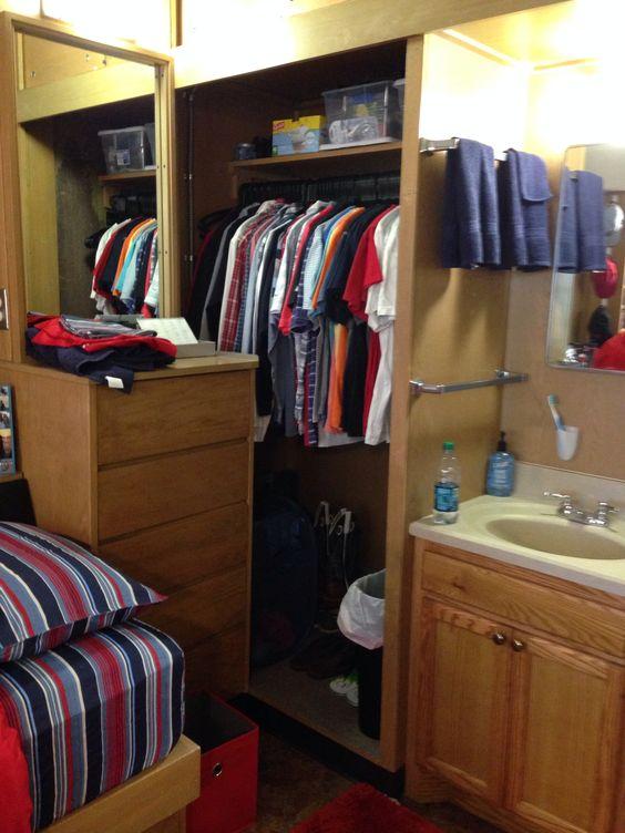 Beautiful Texas Tech Dorm Room Stangel Part 26
